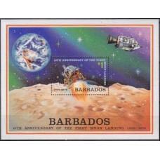 1979 Barbados Mi.488/B13 Apollo LM 2,50