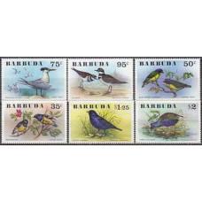 1976 Barbuda Michel 261-266 Birds 14.00 €