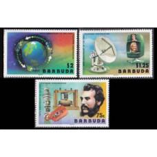 1977 Barbuda Mi.283-285 Portrait / Telephone 2,40 €
