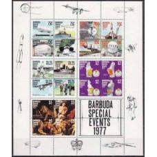 1977 Barbuda Mi.352-371/B29 Sputnik 1 24,00 €