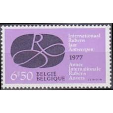 1977 Belgium Mi.1890 Piter Paul Rubens