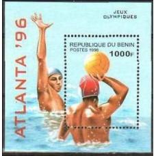 1996 Benin Michel 770/B14 1996 Olympiad Atlanta 6.00 €