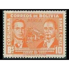 1960 Bolivia Mi.636 I Locomotives - without overprint 1.00 €