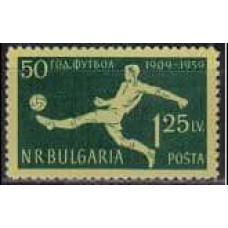 1959 Bulgaria Michel 1135 Football 8.00 ?