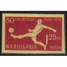1959 Bulgaria Michel 1136b Football 22.00 ?