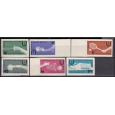 1961 Bulgaria Mi.1237-1242b Sport 11,00 €