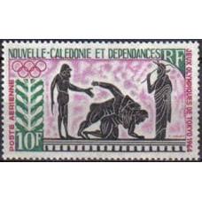 1964 New Caledonia Michel 410 1964 Olympiad Tokio 26.00 €