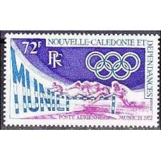 1972 New Caledonia Mi.523 1972 Olympiad Munhen 9.50 €