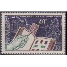 1964 New Caledonia Mi.405 10,00 €