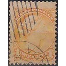1870 Canada Michel 26c used Victoria 4.00 €