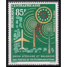 1963 Centralafrica Mi.36** 2,00 €