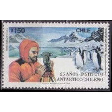 1989 Chile Mi.1301 Chilean Antarctic Institute 3,20 €