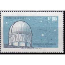 1971 Chile Mi.765 Observatory 0,30