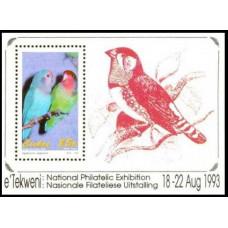 1993 Ciskei Mi.235/B8 Cage birds 9,00