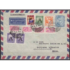 1951 Colombia cover €