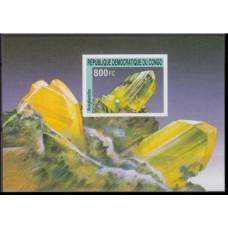2002 Congo (Kinshasa) Mi.1719/B118b Minerals 17,00 €