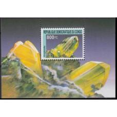 2002 Congo (Kinshasa) Mi.1719/B118 Minerals 8,50 €