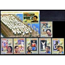 2012 Cuba Mi.?6v+B2012 Olympics in London 7,00 €