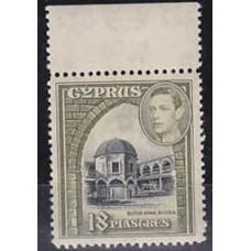 1938 Cyprus Mihel 151** George V 10.00 €