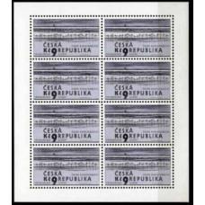 2001 Czech Republic Mi.289KL Europa 6,00 €