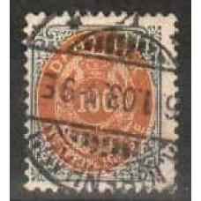 1895 Denmark Michel 31 IYB used 35.00 €