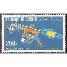 1980 Djibouti Mi.289 Probe / Saturn 5,00 €
