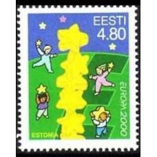 2000 Estonia (EESTI) Michel 371 Europa 2.00 €