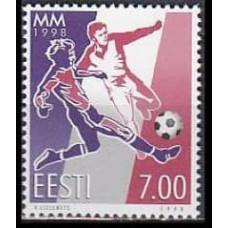 1998 Estonia (EESTI) Mi.324 1998 World championship on football of France 1,20 €