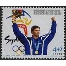 2001 Estonia Mi.390 2000 Olympiad Sidnei 1.00