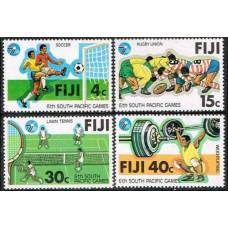 1979 Fiji Mi.395-398 Sport 3,00