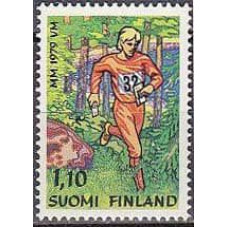 1979 Finland Michel 837 Sport 0.80 €