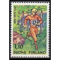 1979 Finland Mi.837 Sport 0.80