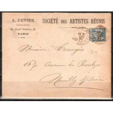 1898 France cover €