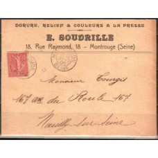 1906 France cover €