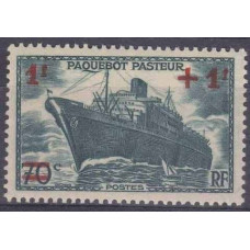 1941 France Mi.511 Ships 0,20 €