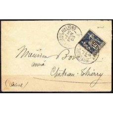 1893 France Cover €