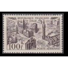 1949 France Mi.861** Architecture 2,00