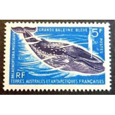 1966 French Antarctic Territory Mi.36 Sea fauna 32,00 €