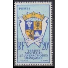 1959 French Antarctic Territory Mi.17 Definitives 30,00 €