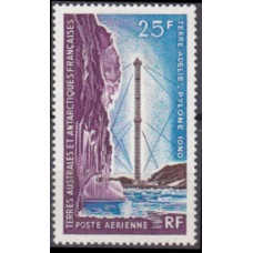 1967 French Antarctic Territory Mi.37 * Territory of Antarctica 35,00 €