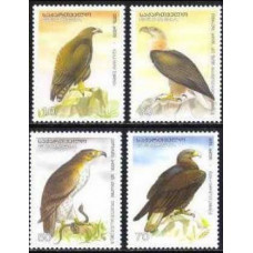 2007 Georgia Michel 523-526 Birds 5.00 €
