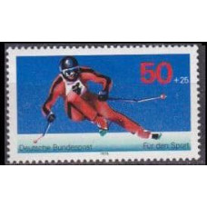 1978 Germany, West Mi.958 Wintersport 1,80 €