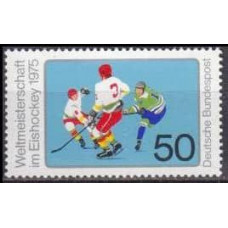 1975 Germany, West Mi.835 Hockey 1,30 €