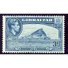 1938 Gibraltar SG *125 (GBP 27.00)