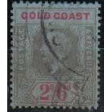 1913 Gold Coast Michel 70 used George V 24.00 €