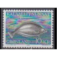 1985 Greenland Mi.162 Sea fauna 3,50 €