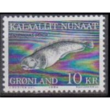 1984 Greenland Mi.154 Sea fauna 4,50 €