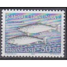 1983 Greenland Mi.140 Sea fauna 16,00 €