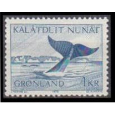 1969 Greenland Mi.74 Fauna 8,50 €