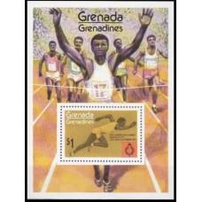 1975 Grenada - Grenadines Mi.112/B14 Sport 1,00 €